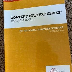 ATI RN maternal newborn review book